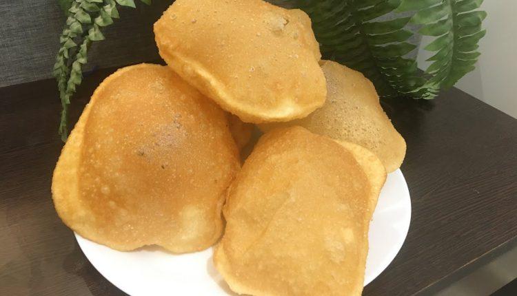 طريقة عمل خبز البوري للشيف حسن
