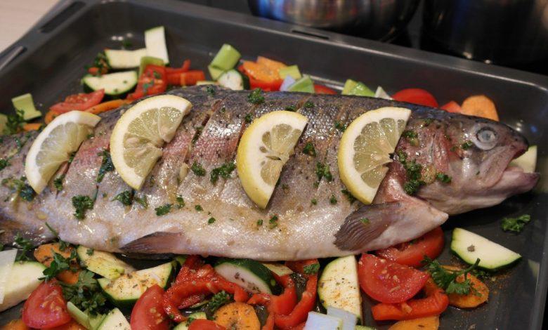 طريقة عمل سمك سنجاري للشيف علاء الشربيني