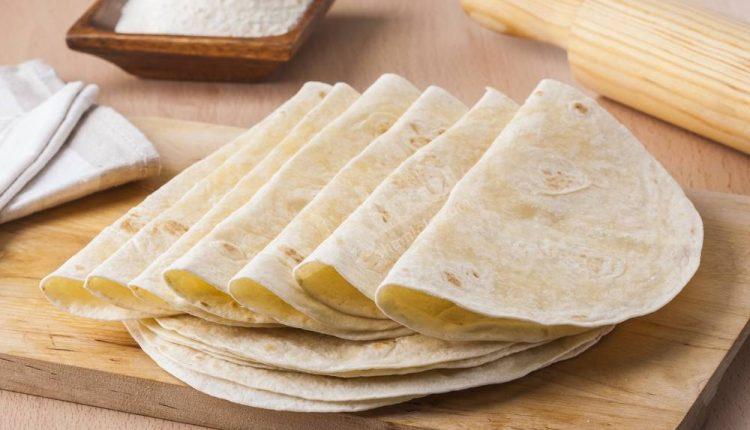 طريقة عمل خبز التورتيلا للشيف حسن