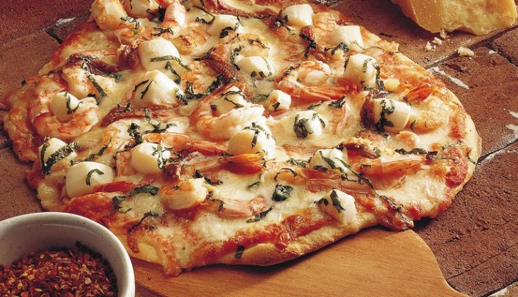 عجينه البيتزا