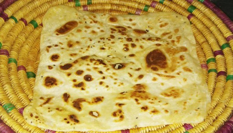 طريقة عمل خبز الطاوة اليمني بالتفصيل