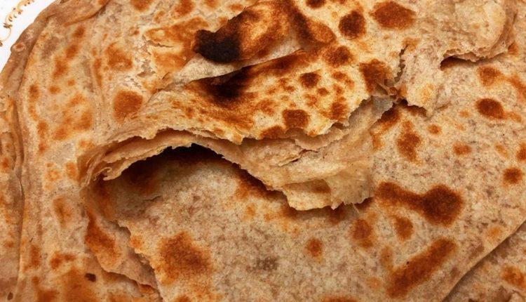 طريقة عمل خبز الطاوة بالجبن