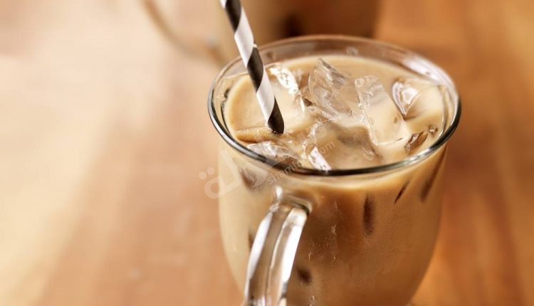 القهوة الكورية المثلجة