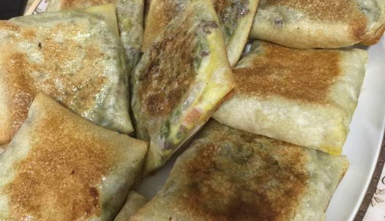 طريقة عمل المطبق السعودي بالدجاج