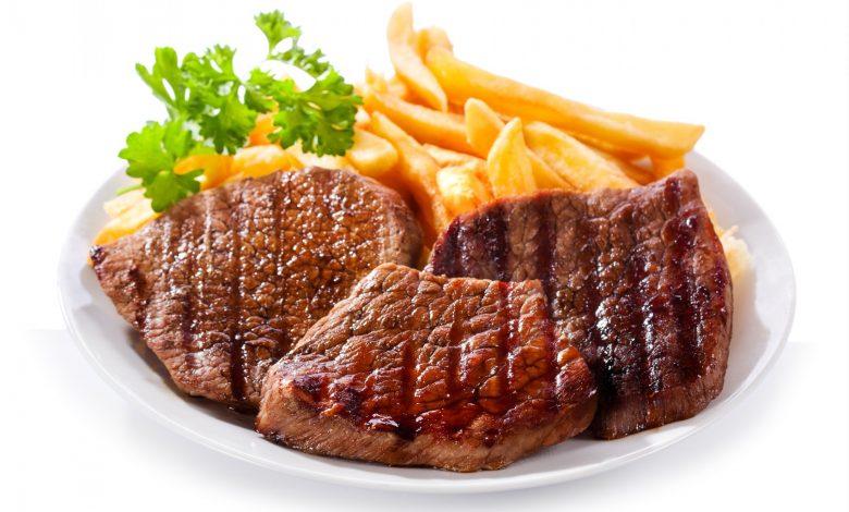 طريقة عمل اللحم الضاني المشوي زي المحلات