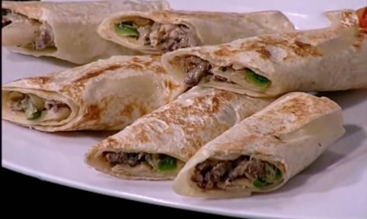 طريقة عمل شاورما اللحم السوري