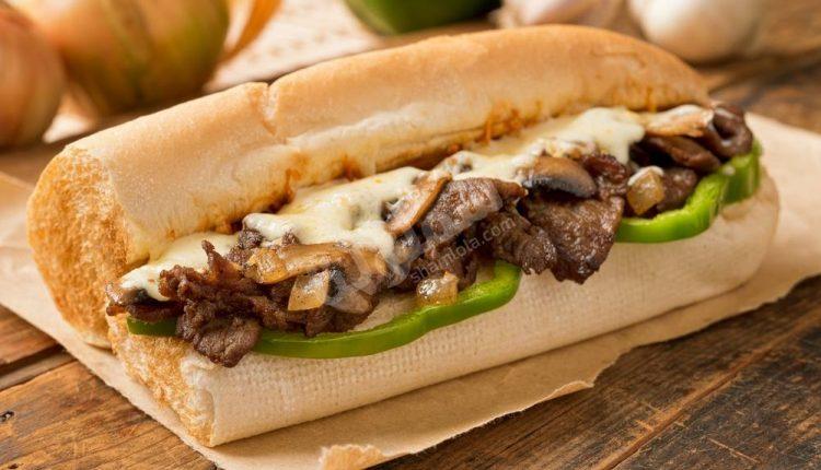 طريقة عمل ساندويتشات شاورما اللحم