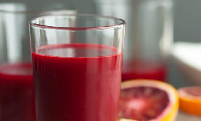 طريقة عمل عصير يقوي المناعة
