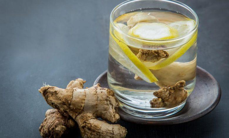 طريقة عمل مشروب الزنجبيل لخسارة الوزن