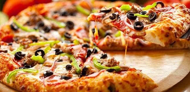طريقة تحضير بيتزا ماكدونالدز
