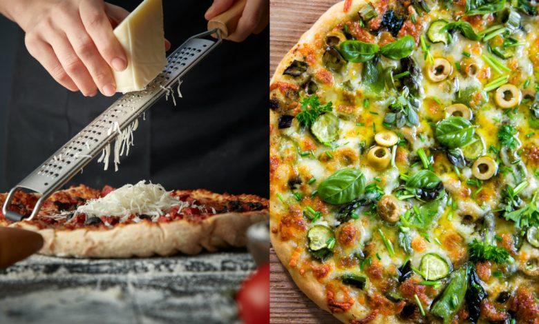 طريقة عمل بيتزا البيض بدون عجين