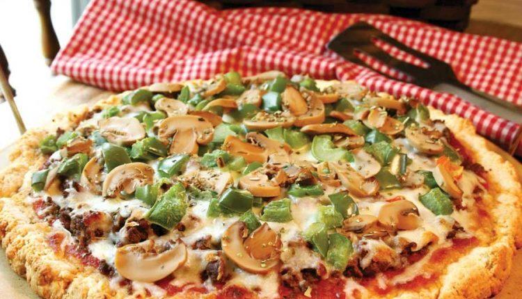 طريقة عمل حلويات الشوفان بيتزا بدقيق الشوفان