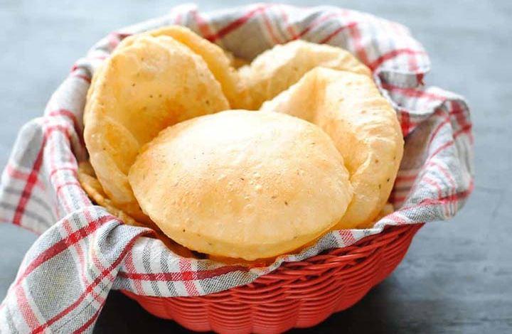 طريقة عمل خبز هندي مقرمش