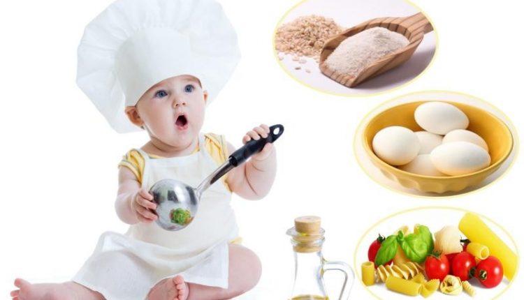 طريقة عمل اكل للأطفال الرضع
