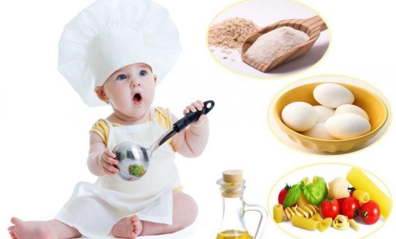 طريقة عمل اكل للأطفال للرضع