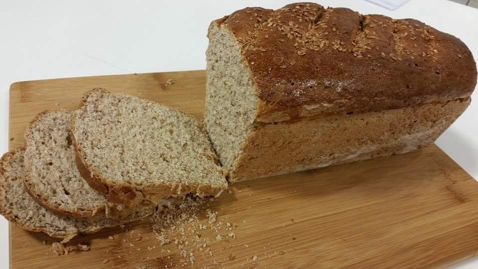 طريقة عمل خبز الشعير والنخالة للتخسيس