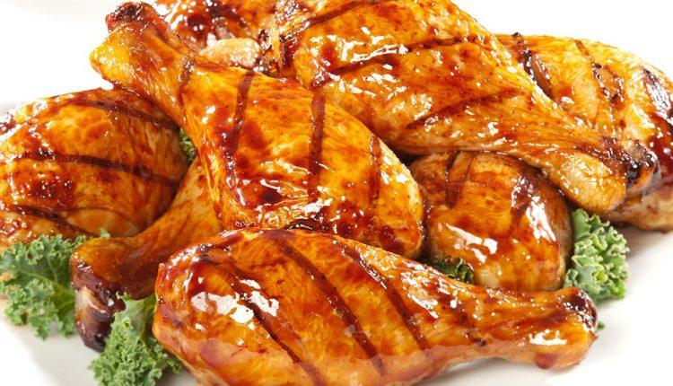 طريقة عمل دجاج بالعسل مشوي بالفرن