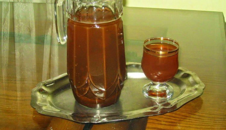 طريقة عمل عصير الدوم