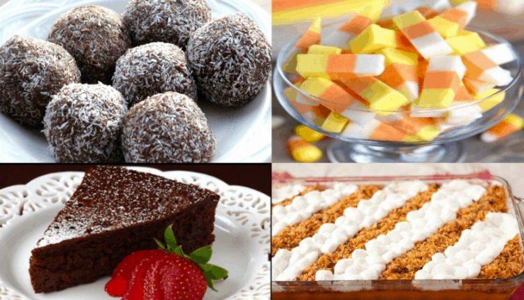 طريقة عمل حلويات بسيطة وغير مكلفة