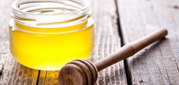 طريقة عمل عسل الجلوكوز