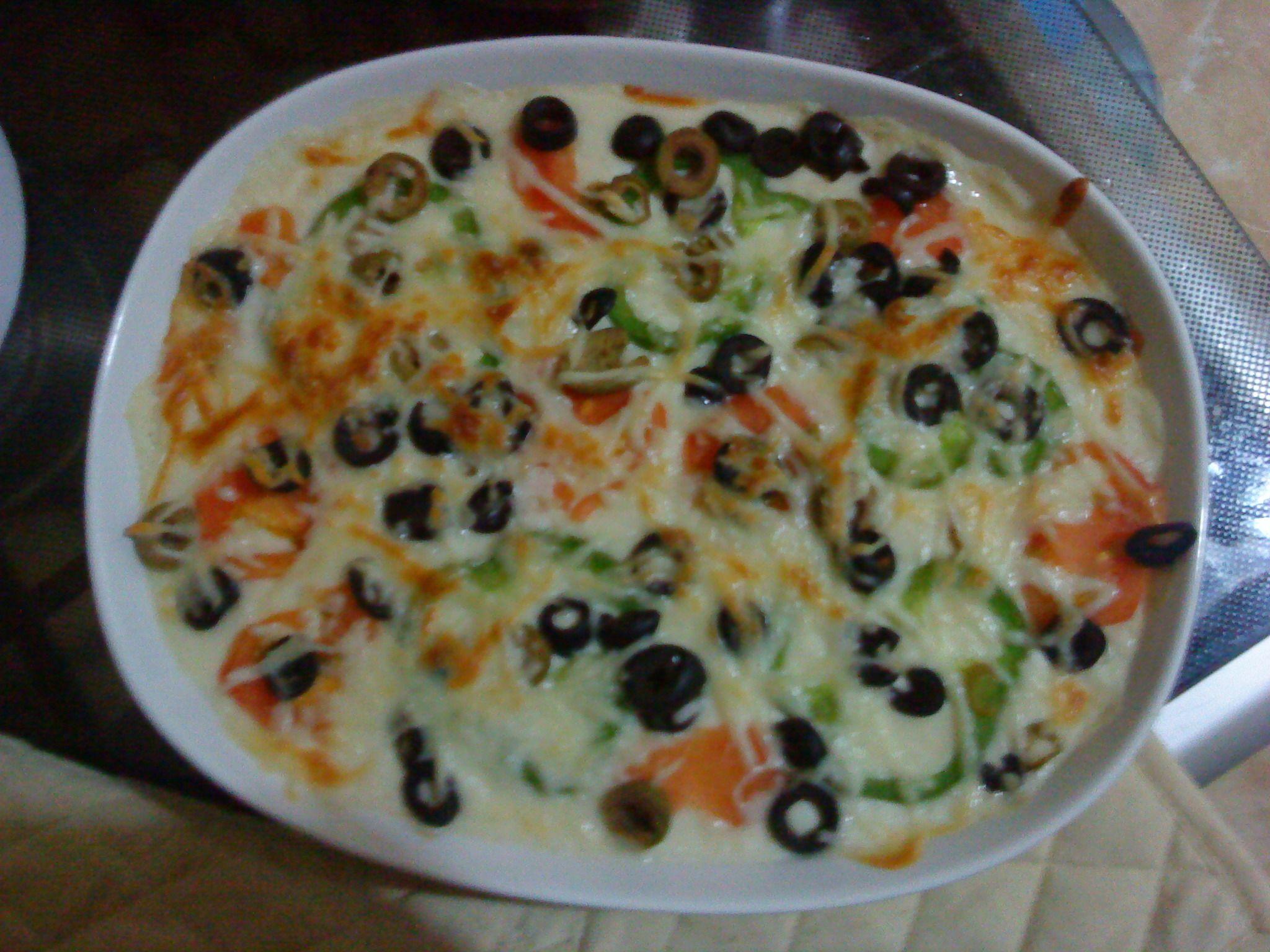 طريقة عمل مكرونة البيتزا بـ تكتيكات مختلفة