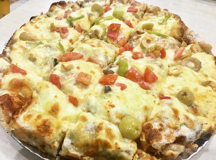 طريقة عمل بيتزا شرقي