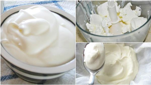 طريقة عمل الجبنة الكريمى