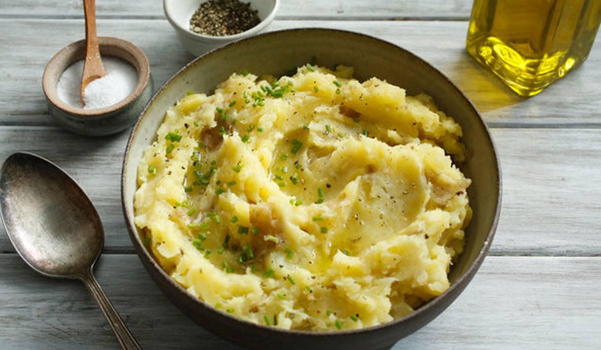 طريقة عمل البطاطا المسلوقة للرجيم