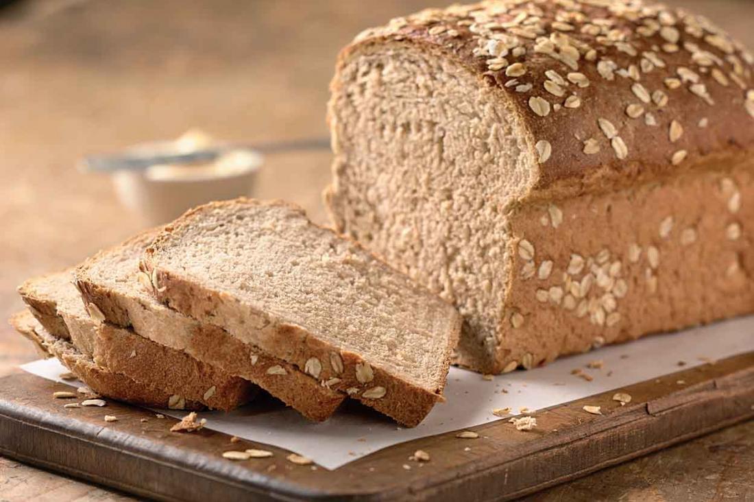 طريقة عمل الخبز المشبع للدايت