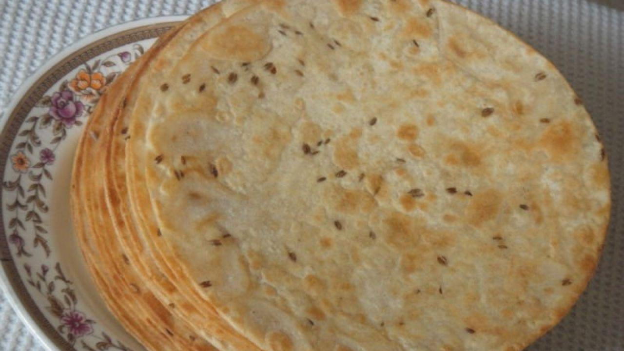 طريقة عمل الخبز الهندي الشباتي