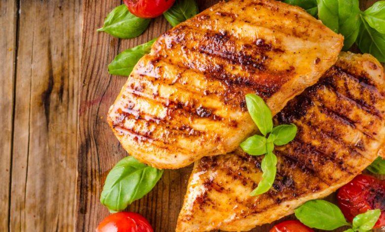 اكلات سريعة بالدجاج