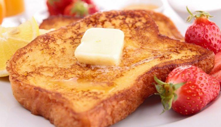 أكلات سريعة للفطور الصباحيتوست الزبدة