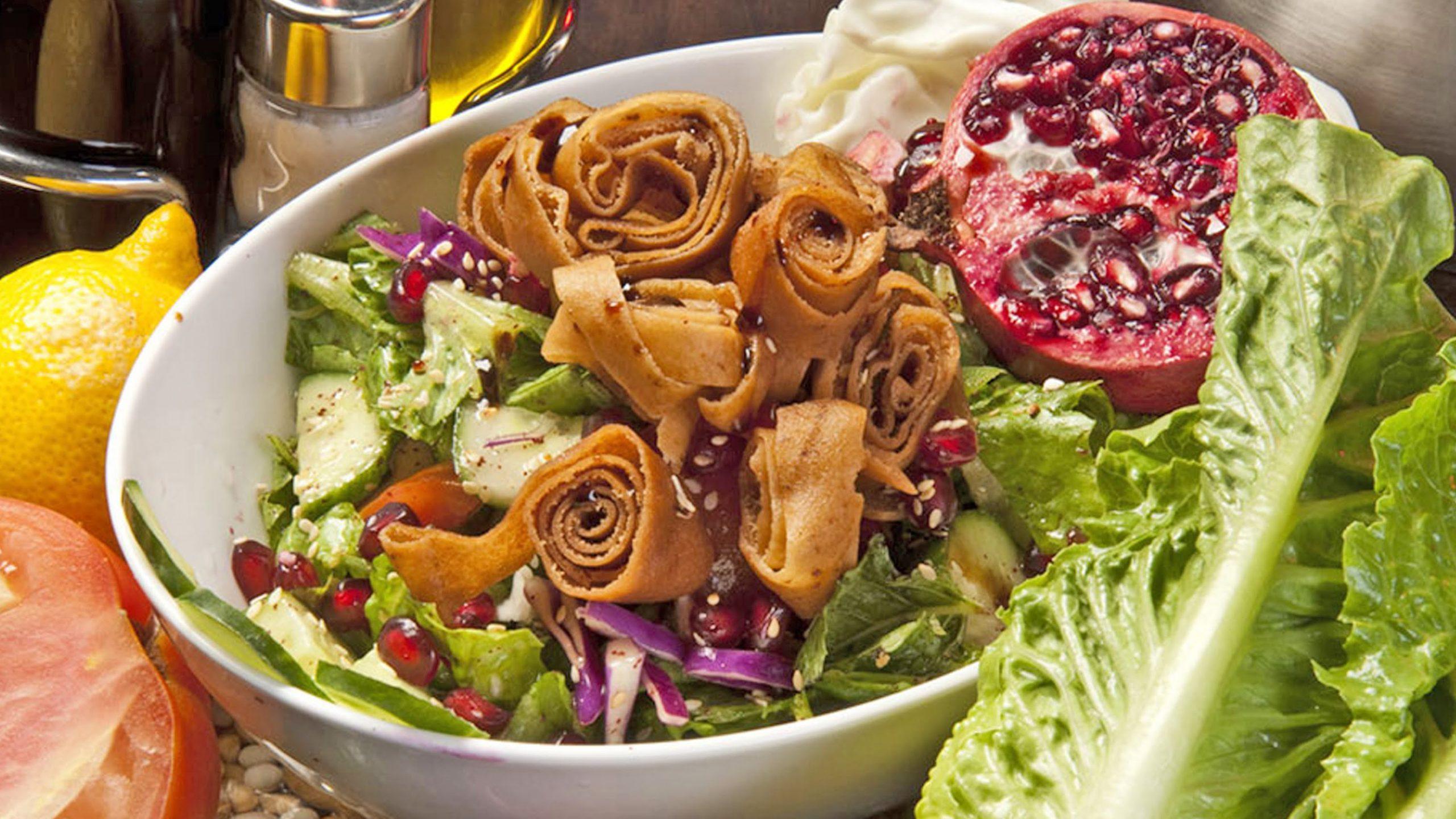 اكلات سورية سريعة التحضير وسهلة