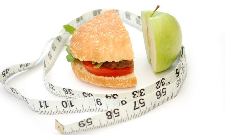 السعرات الحرارية في الأغذية