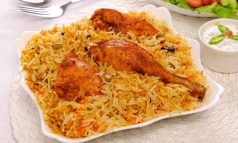 طريقة عمل مندي الدجاج اليمني