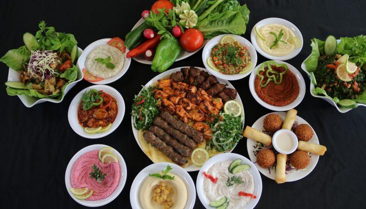 أكلات سورية سهلة