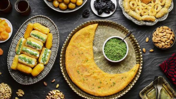 حلويات شرقية لرمضان