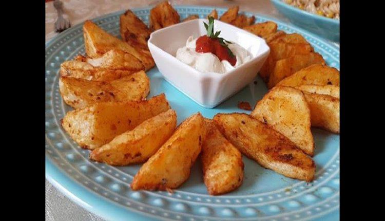 سمبوسك البطاطس الحارة