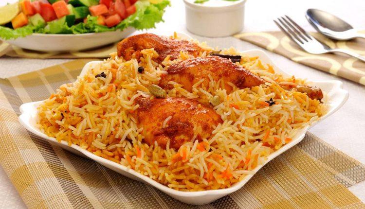 طريقة تحضير أرز بالدجاج