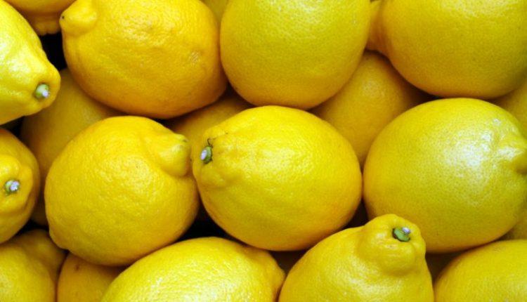 طريقة تخزين الليمون