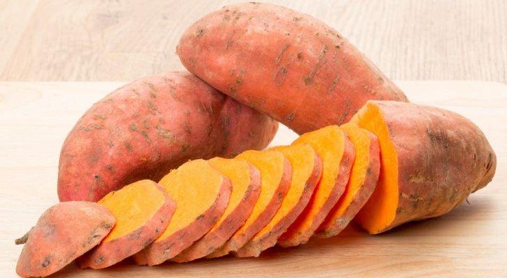 طريقة عمل البطاطا الحلوة زي المحلات