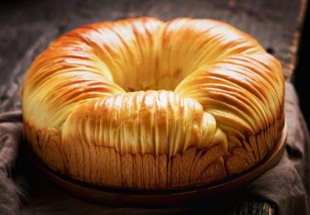 طريقة عمل خبز الصوف ترند الفيس بوك