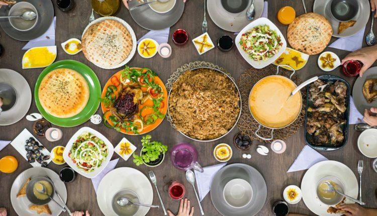 طريقة عمل صواني لعزائم رمضان