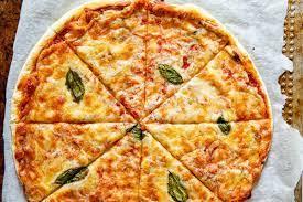 بيتزا مارغاريتا بالجبن زي المحلات