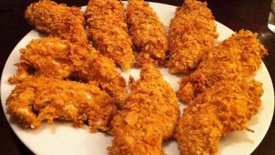 كيفية عمل دجاج مشوي بالشوفان للرجيم