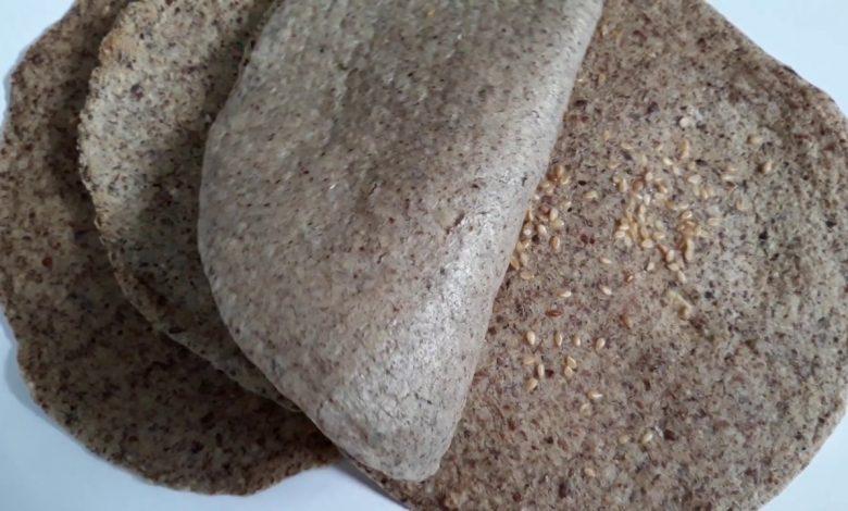 طريقة عمل خبز صحي للرجيم