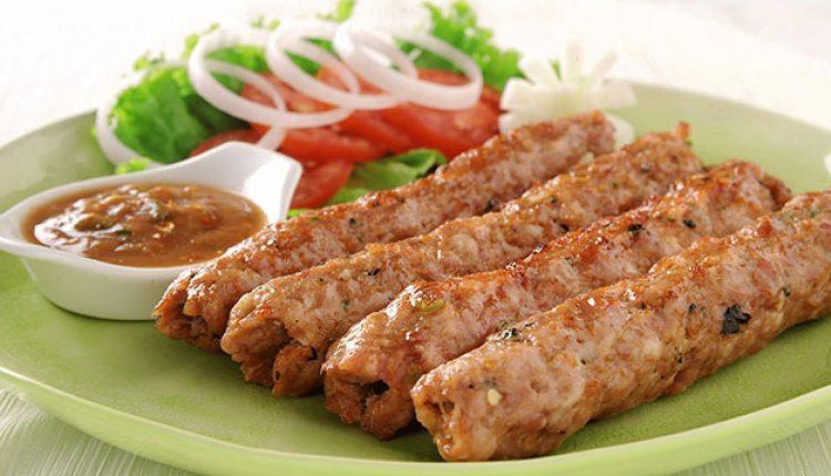 طبخات سريعة | طريقة كباب الدجاج