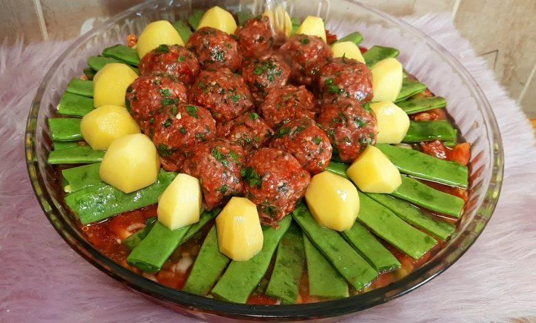 كرات اللحم المحمرة للرجيم