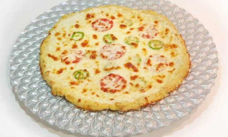 بيتزا كيتو