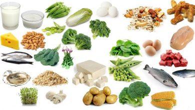 الخضروات المسموحة في الكيتو